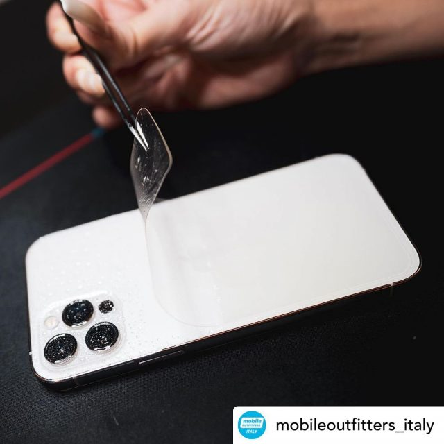Protect your new iPhone 12 from impact. #mofusion #impactprotection #iphone #iphone12